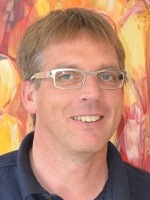 Jugendreferent Berthold Sanders