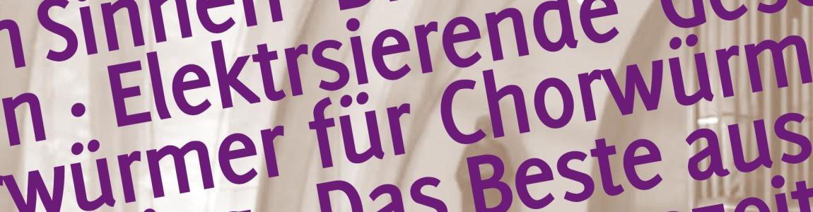 Kirchenmusikalisches Programm