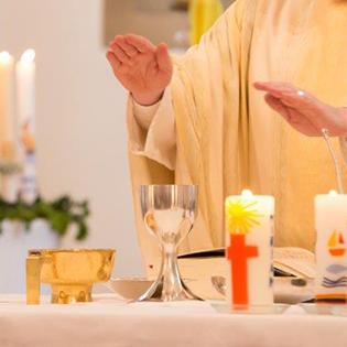 Erstkommunionfeiern 2020 und 2021