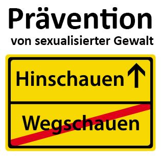 Prävention von sexualisierter Gewalt