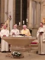 Verabschiedung von Pater Theo Vogelpoth