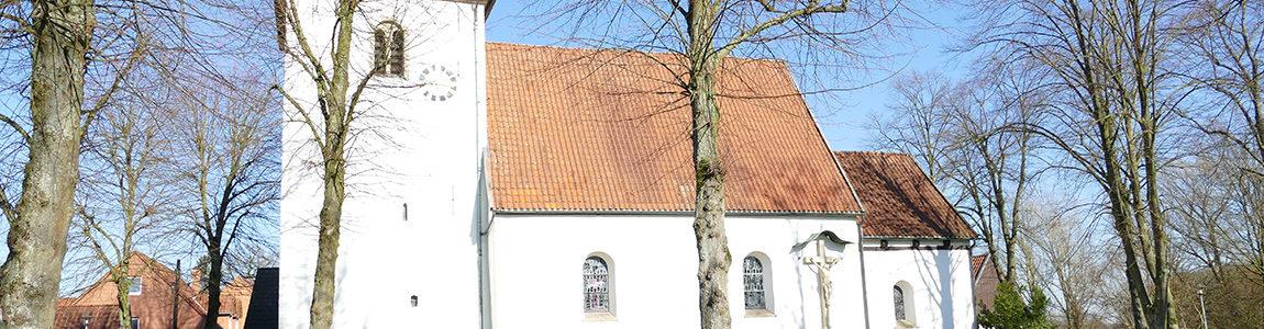 St.-Agatha-Kirche Angelmodde