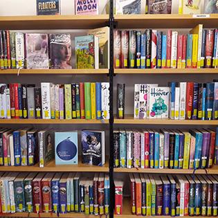 Büchereien geöffnet