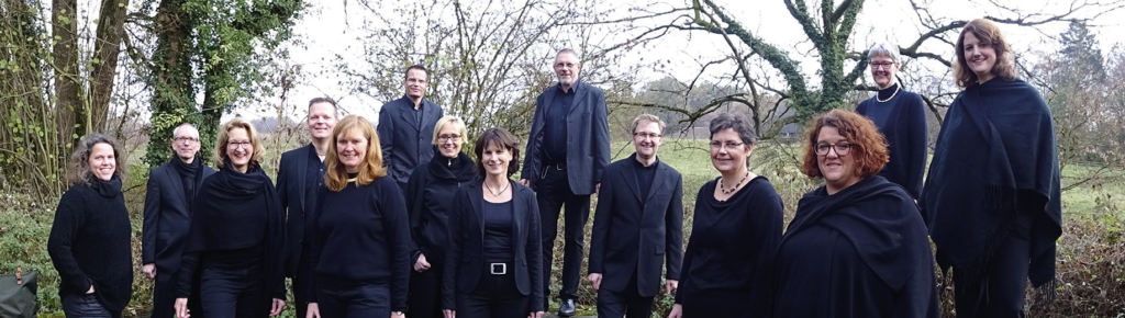 Uraufführung des Oratorium: Glaube, Hoffnung, Liebe 1