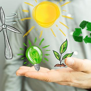 Nachhaltigkeit und Klimaschutz